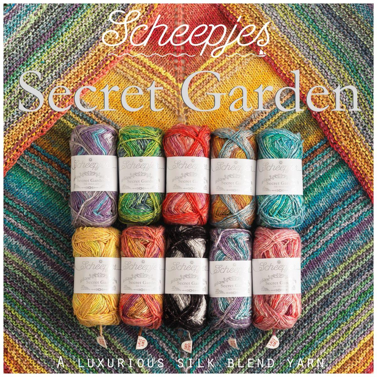 Scheepjes Secret Garden